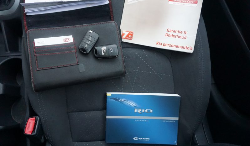 Kia Rio 1.2 CVVT  Comfort Pack Airco, NAP, Dealer onderhouden! vol