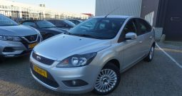 Ford Focus 1.8 Limited Navigatiesysteem, Cruisecontrol, Parkeersensoren