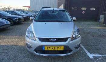 Ford Focus 1.8 Limited Navigatiesysteem, Cruisecontrol, Parkeersensoren vol