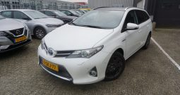Toyota Auris Touring Sports 1.8 Hybrid Lease Pro Top conditie!