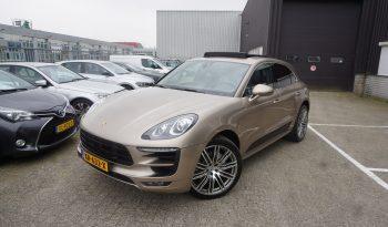 "Porsche Macan S Sptdesign pakket Luchtvering, Luxe interieur/Lak, 21""vel"