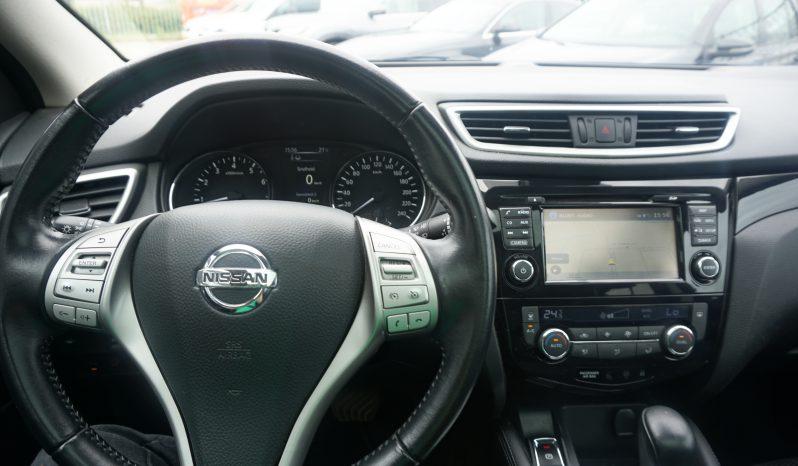 Nissan Qashqai 1.2 DIG-T Xtronic N-Connecta, Pano, 360camera vol