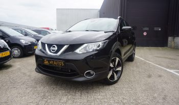 Nissan Qashqai 1.2 DIG-T Xtronic N-Connecta, Pano, 360camera