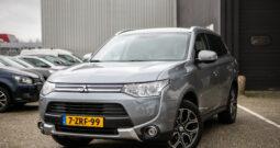 Mitsubishi Outlander 2.0 PHEV Executive Edition X-Line Standkachel, Navi