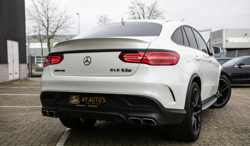 Mercedes-Benz GLE Coupé 63s AMG Adapt.Cruise, Sfeerverl. vol