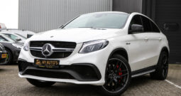 Mercedes-Benz GLE Coupé 63s AMG Adapt.Cruise, Sfeerverl.