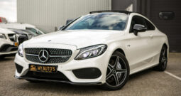 Mercedes-Benz Coupe C43 AMG 4MATIC| Panoramadak| Navi | Acht.camera