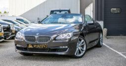 BMW 6-serie Cabrio 650i High Executive Head-up  Softclose deuren  NL auto