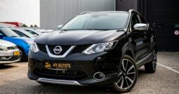 Nissan Qashqai 1.2 DIG-T TEKNA AUTOMAAT Panoramadak| Leer| Navi
