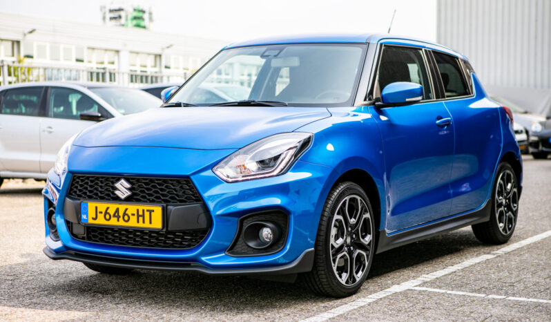 Suzuki Swift 1.4 Sport| 141pk| Safety Pack| Carbon| Navigatie| NAP vol
