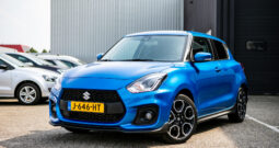 Suzuki Swift 1.4 Sport| 141pk| Safety Pack| Carbon| Navigatie| NAP